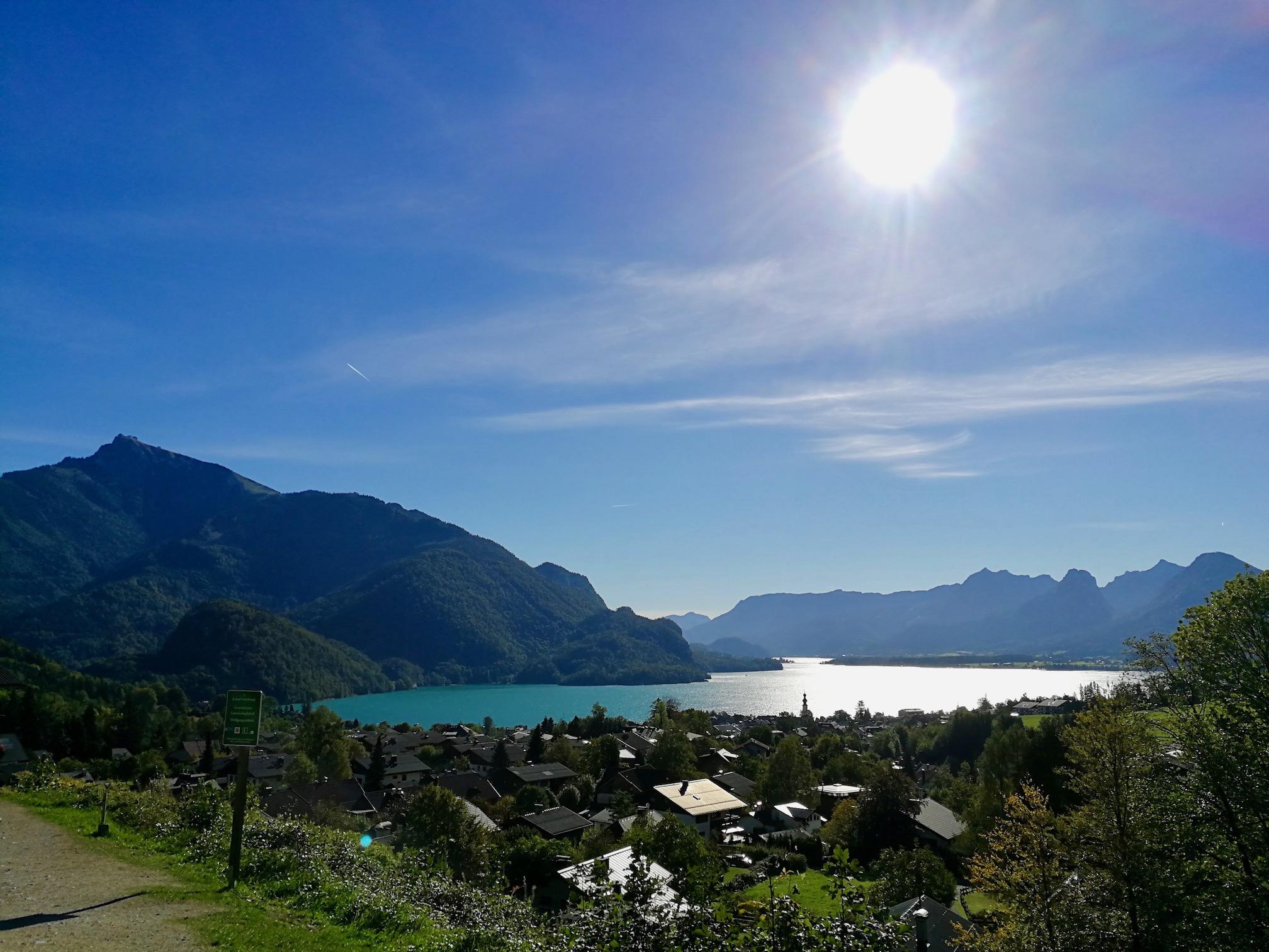 Trailen und Wandern im Berchtesgadener und Salzburger Land