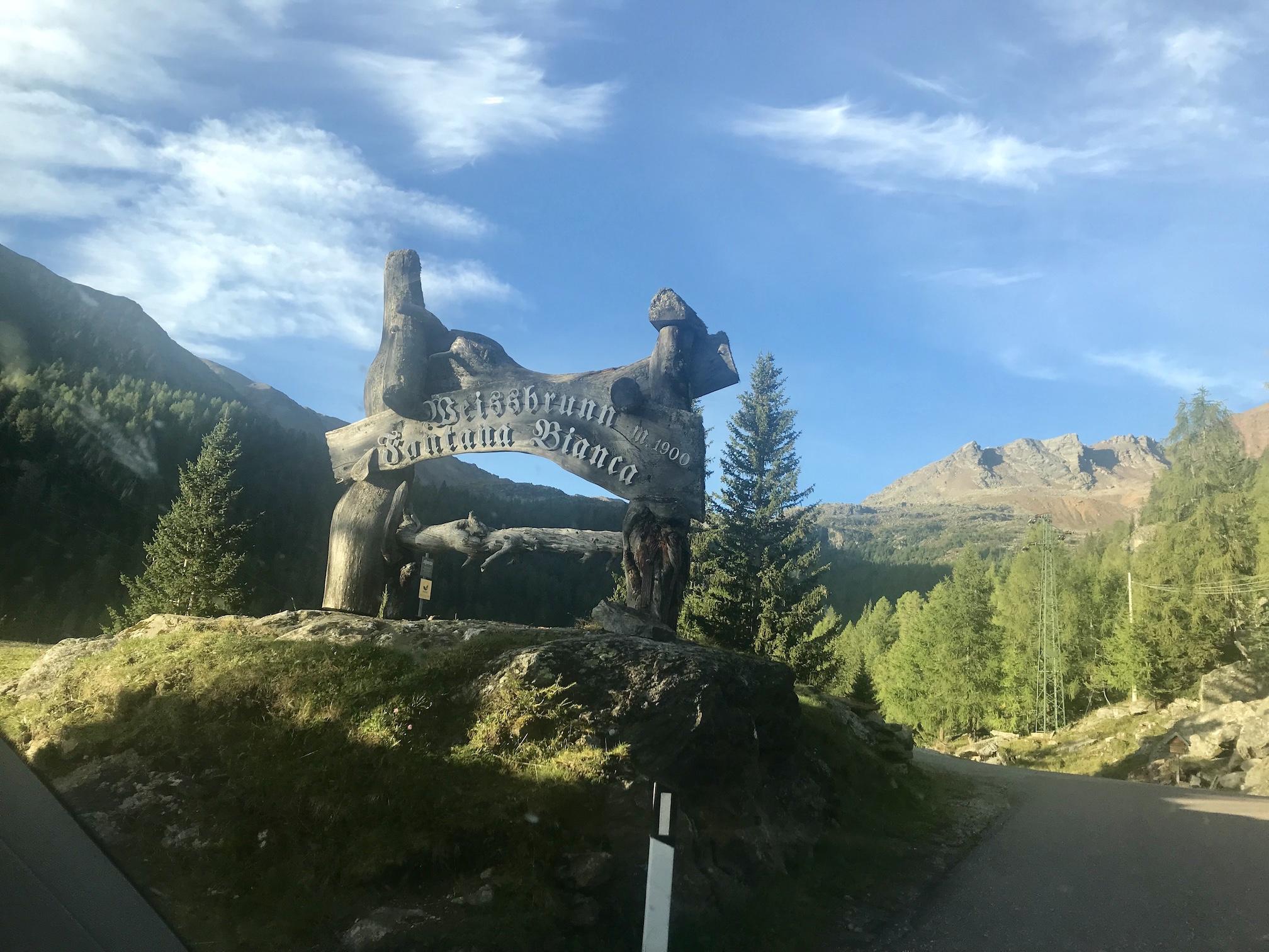 Trailen undWandern in Südtirol 2. Tag